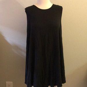 Brandy Melville Dresses - Brandy Black Swing Dress